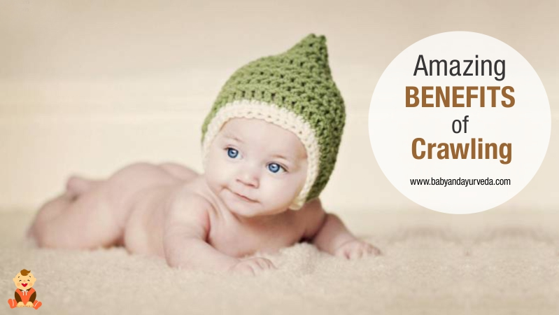 Amazing Benefits of Baby's Crawling