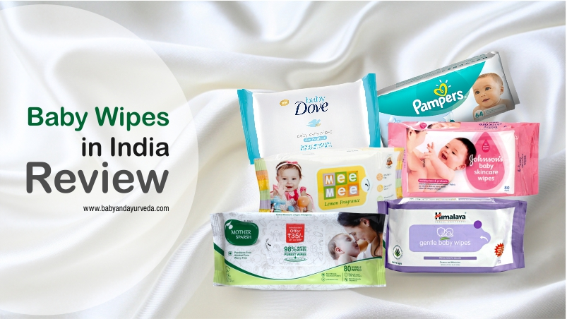 Baby Wipes in India – Review