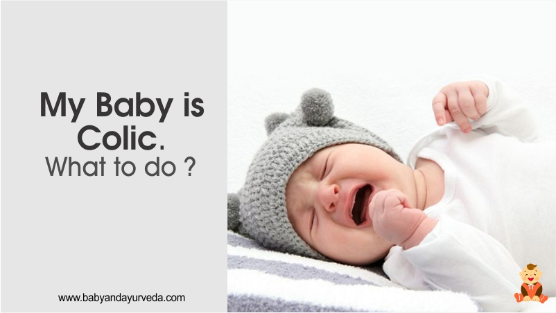 My Baby is Colic - What to do