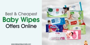 Best & Cheapest Baby Wipes Offers Online