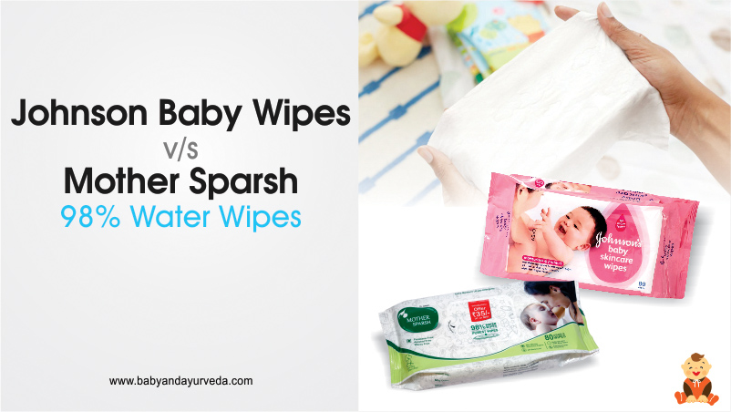 Johnson Baby Wipes Or Mother Sparsh 98 Water Wipes Baby