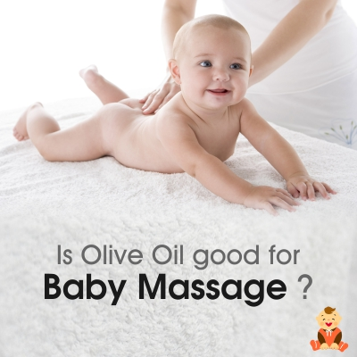 Is Olive (Figaro) Oil good for baby massage?