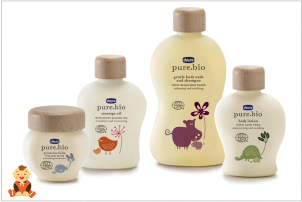 Chicco-Pure-Bio-Baby-Products