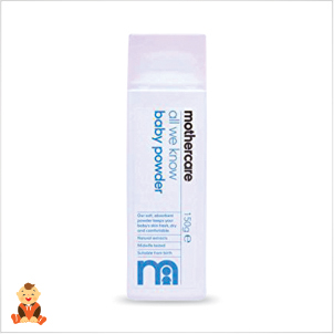 Mothercare-Baby-Powder