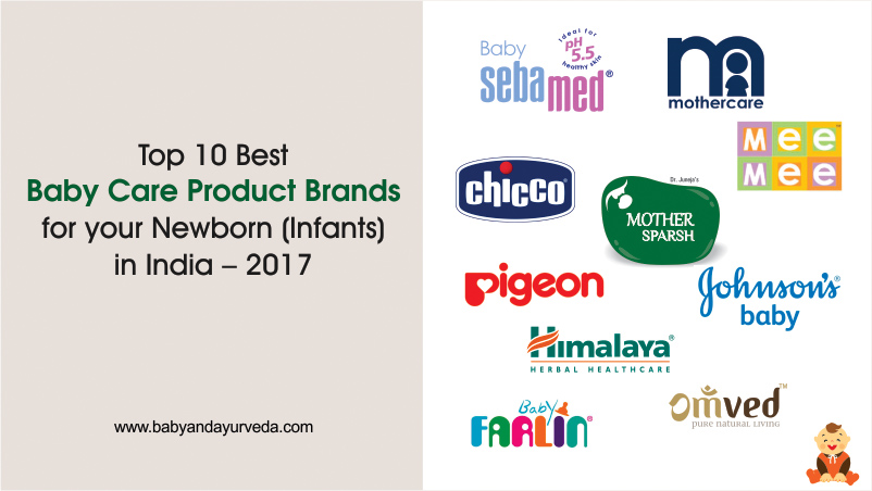 Top-10-Best-Baby-Care-Product-Brands-for-your-Newborn-Infants-In-India-feature-image