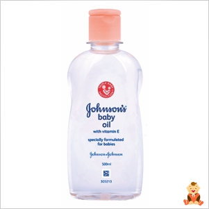 Johnson's-Baby-Oil-with-Vitamin-E