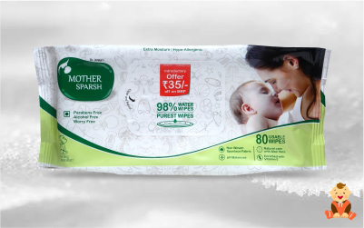 Mother-Sparsh-Water-Wipes