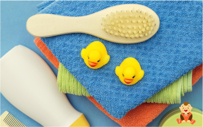List-of-things-needed-during-baths-for-babies