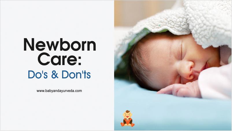 Newborn Care - inner banner