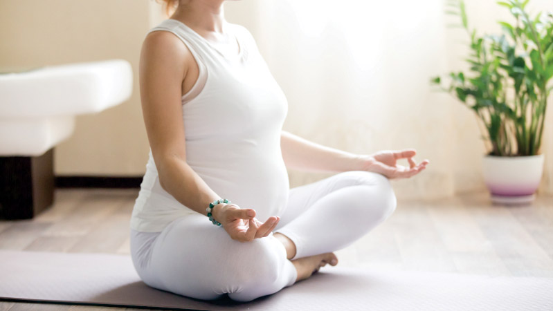 Meditate-Regularly-during-pregnancy