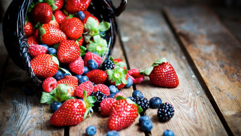 Berries-to-Boost-the-Brain-of-Baby-