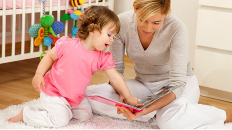 Why-Reading-with-Babies-and-Young-Children-is-Important-feature image