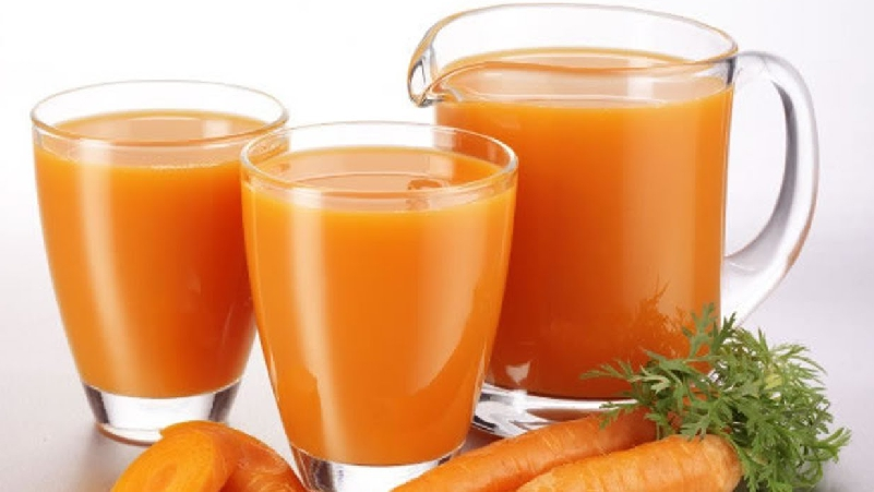 Carrot-Juice-to-Cure-Loose-Motions-in-Babies