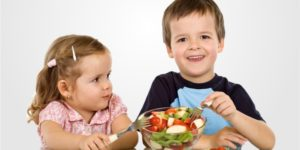A Precise Nutrition for Healthy Growth of School-Going Children