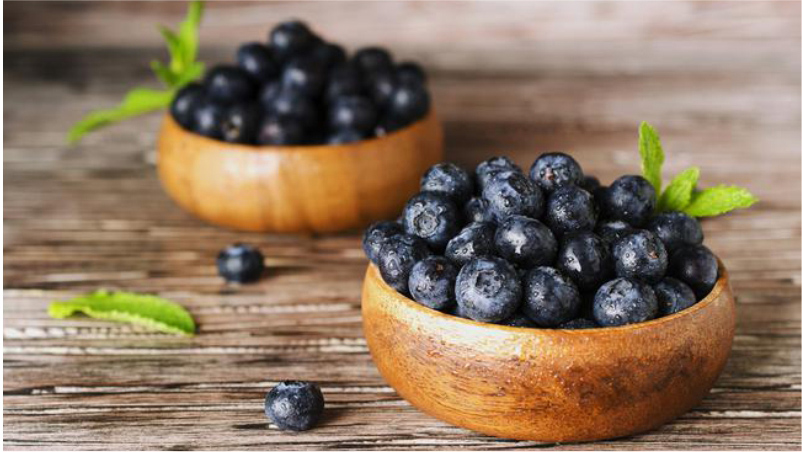 Blueberries-for-Growing-Children-for-muscle-growth