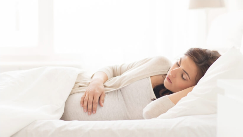 Take-Enough-Sleep-during-Pregnancy